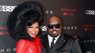 CeeLo Green and Fiance Shani James