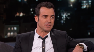 Justin Theroux on Jimmy Kimmel Live