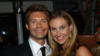 Ryan Seacrest and sister Meredith