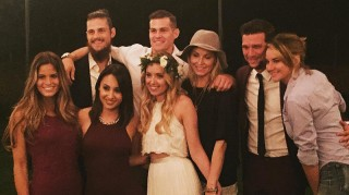 Secret Life of the American Teenager cast reunit at wedding