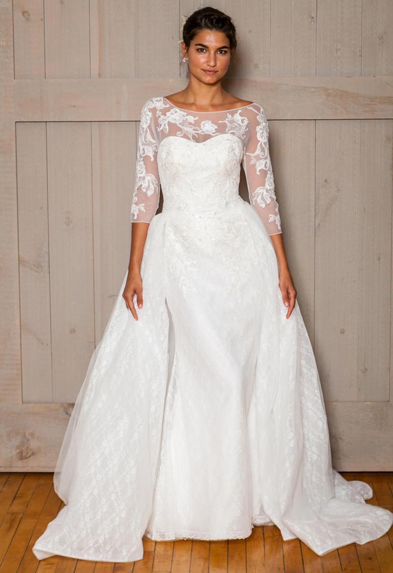 David's Bridal Convertible Wedding Dresses