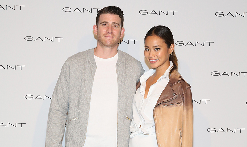 Bryan Greenberg and wife Jamie Chung