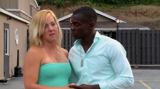 90 Day Fiance's Melanie and Devar