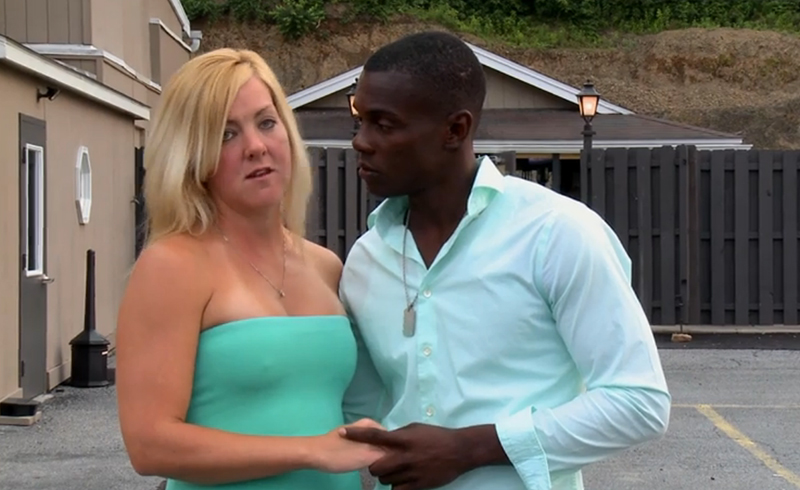 On the fifth episode of 90 day fiance season three melanie fought