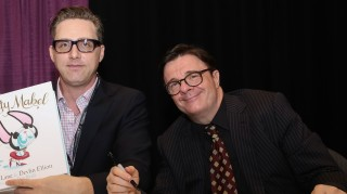 Nathan Lane and husband Devlin Ellliott
