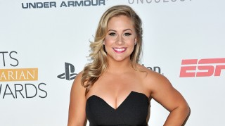 Bride-to-be Shawn Johnson