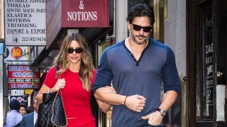 Sofia Vergara and fiance Joe Manganiello