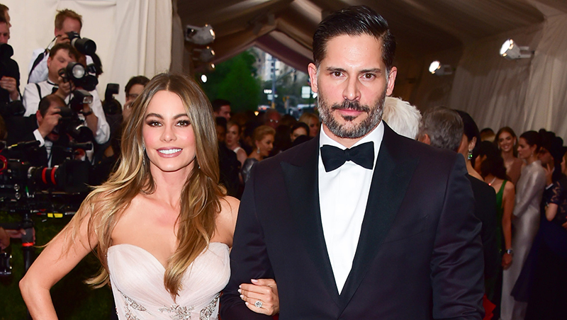 Sofia Vergara, Joe Manganiello Marry in Palm Beach Wedding