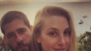 Whitney Port and Tim Rosenman on honeymoon in Fiji
