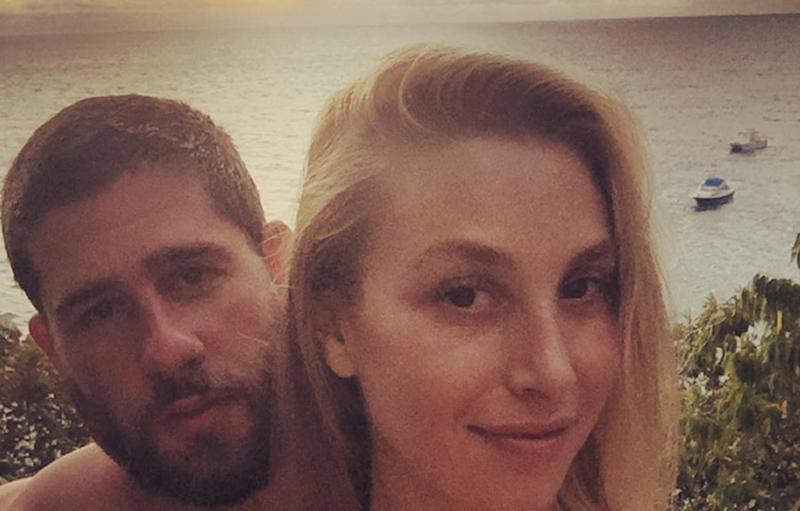Whitney Port and Tim Rosenman on honeymoon in Fiji