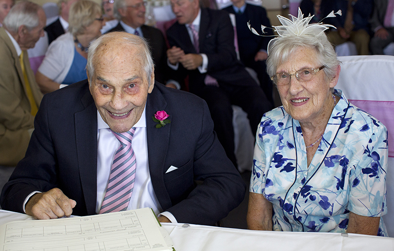 Guinness World Records Confirms World's Oldest Newlyweds