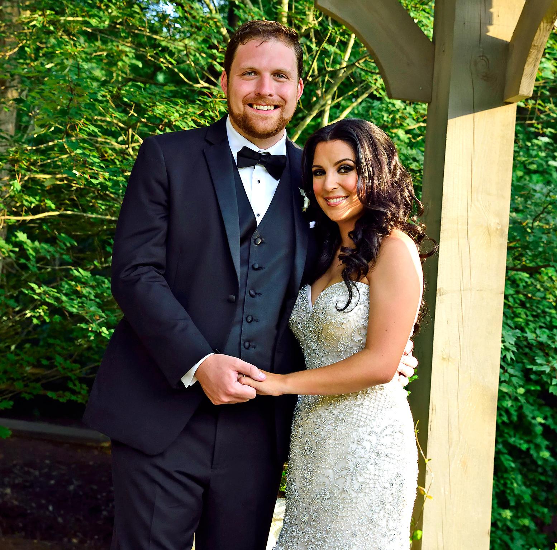 Married Sight David Norton Chemistry Important Ashley Doherty Pose Wedding