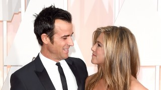 Justin Theroux and Jennifer Aniston get married in a secret ceremony