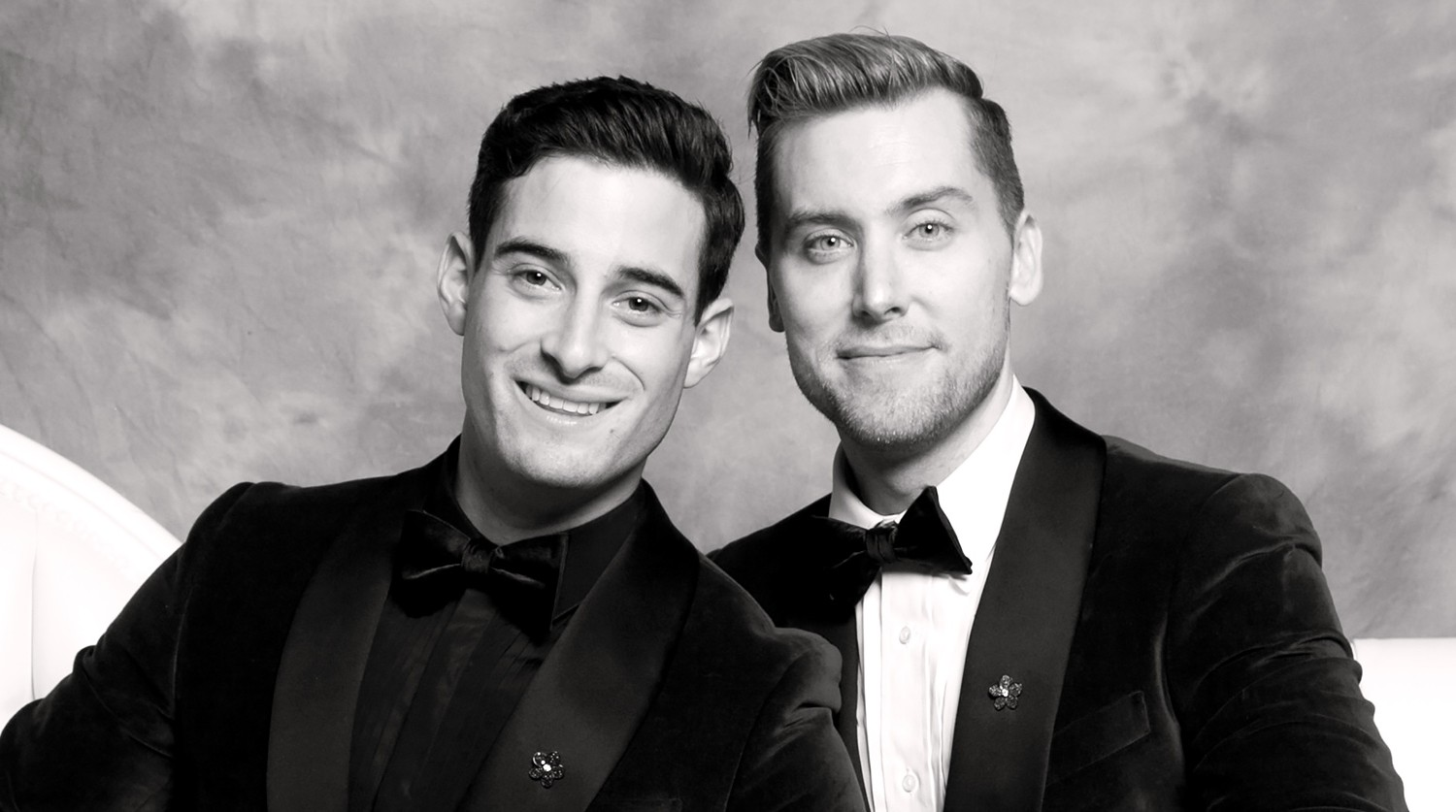 Michael Turchin and Lance Bass got married on December 20, 2014