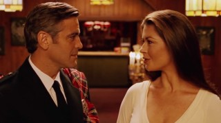 George Clooney and Catherine Zeta-Jones in Intolerable Cruelty