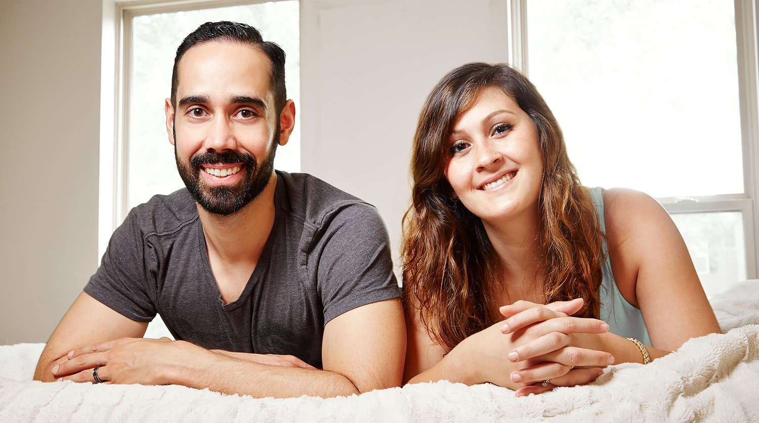 Married at First Sight's Neil Bowlus and Sam Role