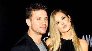 Ryan Phillippe and his longtime girlfriend Paulina Slagter