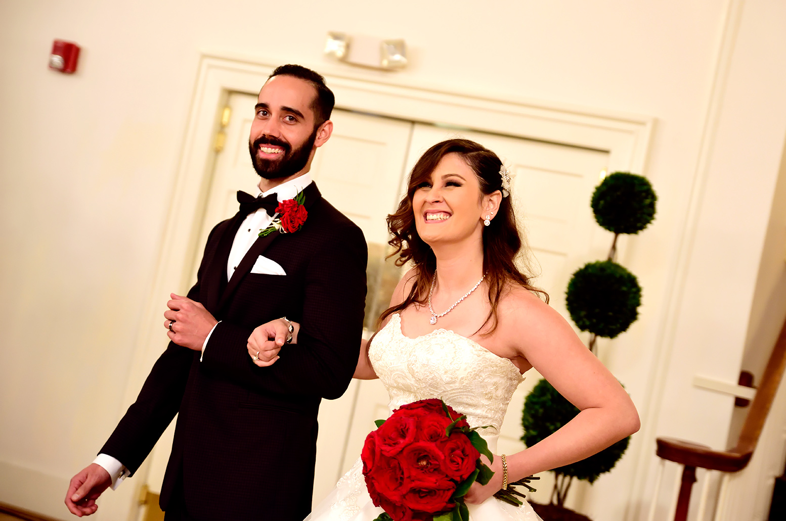Married at First Sight's Sam Role and Neil Bowlus