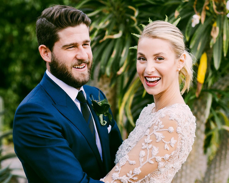Tim Rosenman and Whitney Port's wedding