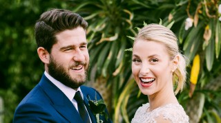 Tim Rosenman and Whitney Port's wedding