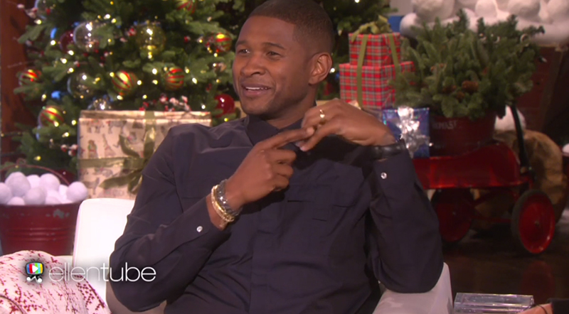Usher Confirms Secret Marriage Details On Wedding In Cuba