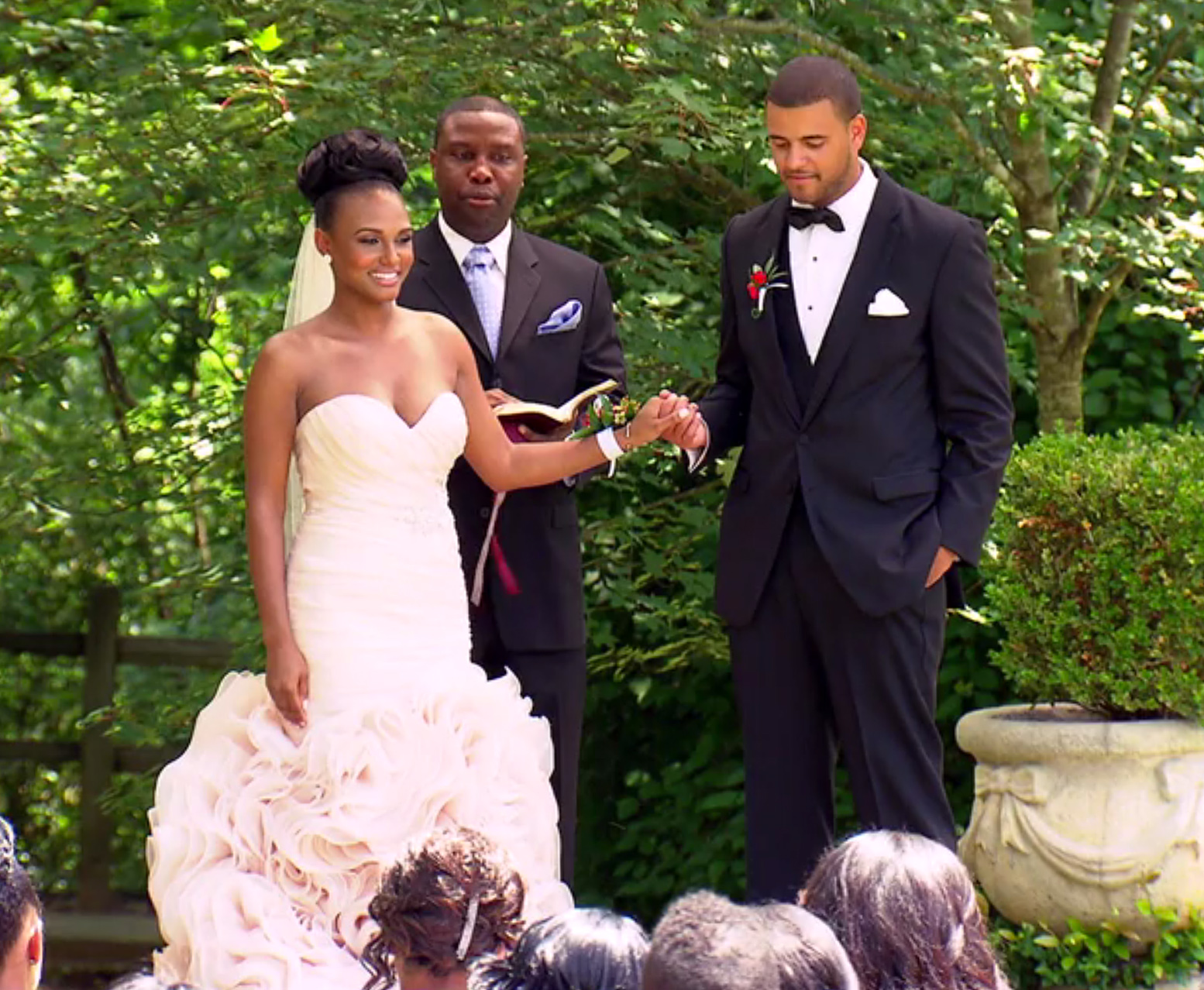 Married Sight Recap Ashley Attracted David Vanessa Nelson Tres Russell