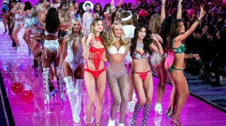Victoria's Secret Fashion Show 2015 models