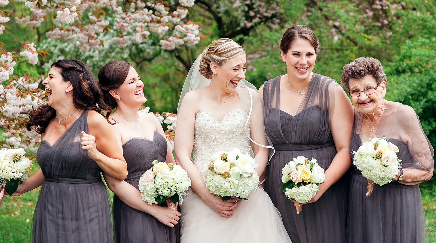 2015 Wedding Bridesmaid