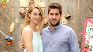 Whitney Port and Tim Rosenman