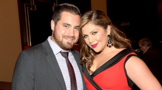 Chris Tyrell and Hillary Scott celebrate their 4th wedding anniversary.