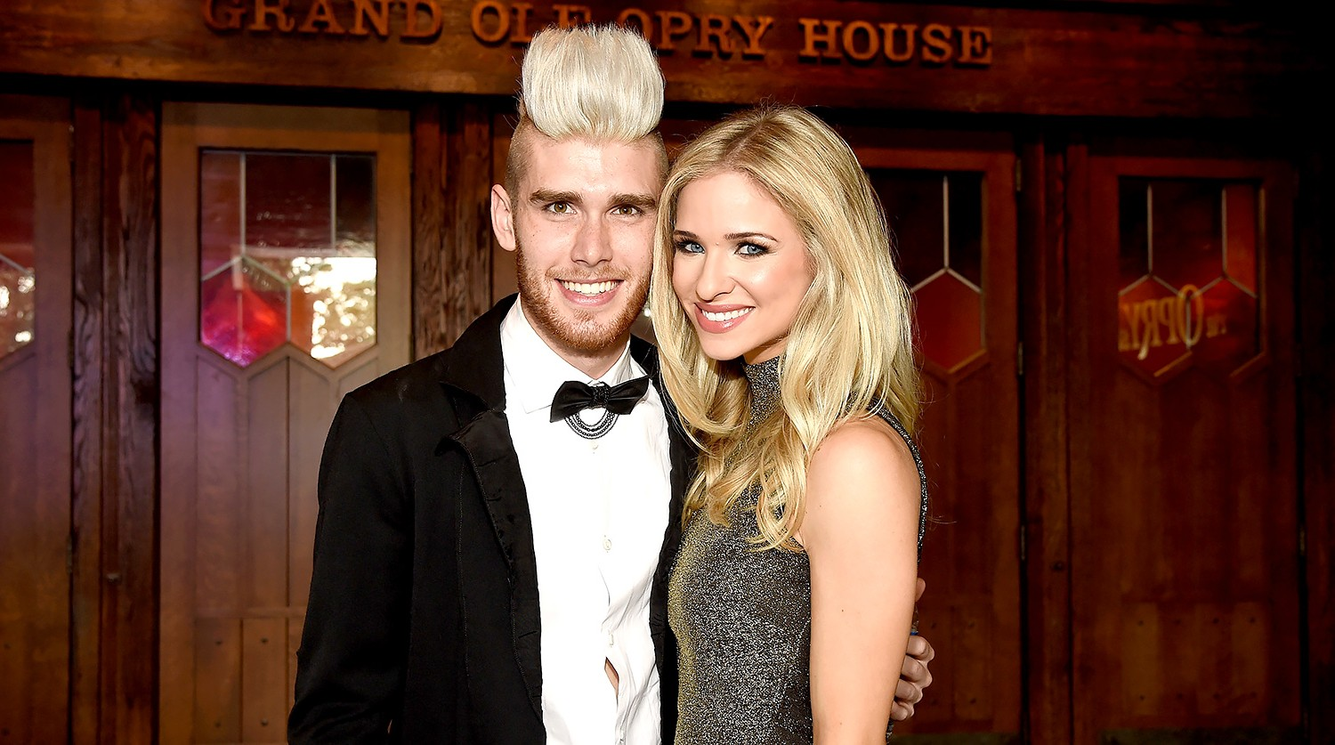 Colton Dixon and Annie Coggeshall get married on January 8.
