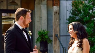 David Norton and Ashley Doherty's wedding on Married at First Sight
