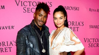 DJ Ruckus proposed to Shanina Shaik engaged