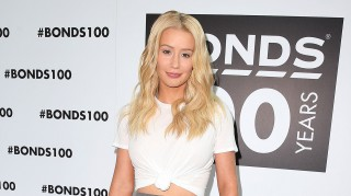 Bride-to-be Iggy Azalea