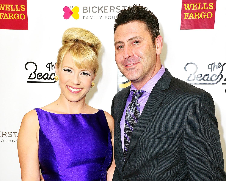Jodie Sweetin and Justin Hodak engaged