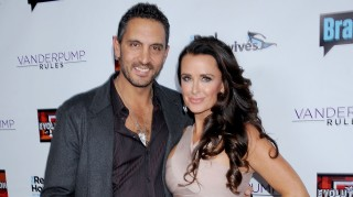 Kyle Richards and husband Mauricio Umansky