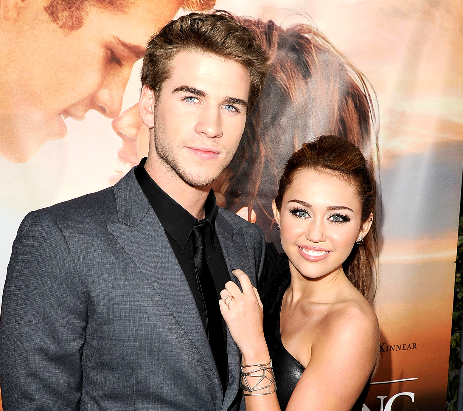 Miley Cyrus and Liam Hemsworth's 'The Last Song' Surged in ...