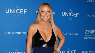Newly engaged Mariah Carey