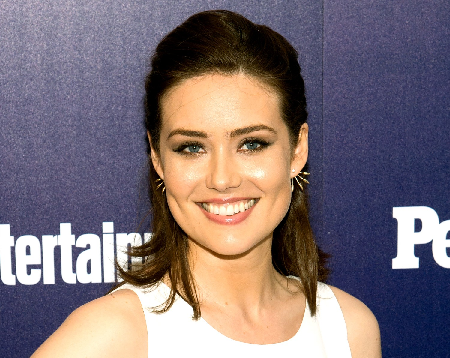 Blacklist S Megan Boone Announces Engagement Baby S Sex