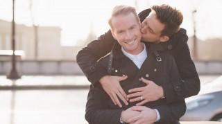 Mitchell Jackson and Derek Piquette get engaged in Paris