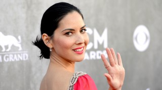 Olivia Munn on The Late Show with Stephen Colbert
