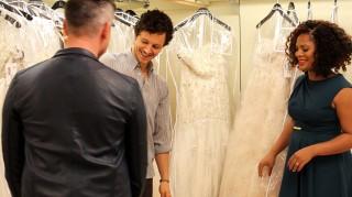 Precious Davis Say Yes To the Dress