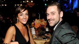 Jackie Ganger and Ryan Lewis engaged