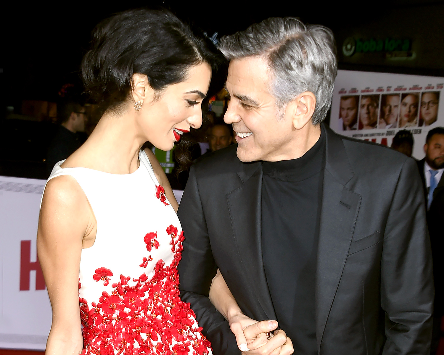 George Clooney Proposed for 25 Minutes Before Amal Knew