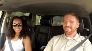 Briana and Adam from Bride & Prejudice