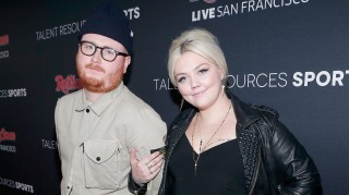 Elle King and fiance Fergie