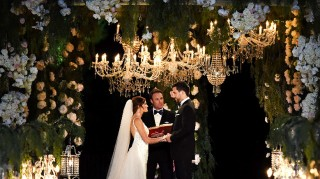 Jade Roper and Tanner Tolbert Bachelor wedding