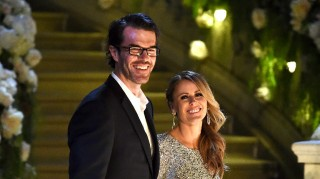 Trista and Ryan Sutter The Bachelor wedding