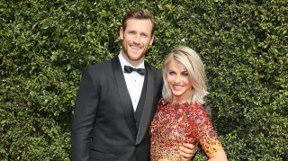 Julianne Hough and fiance Brooks Laich
