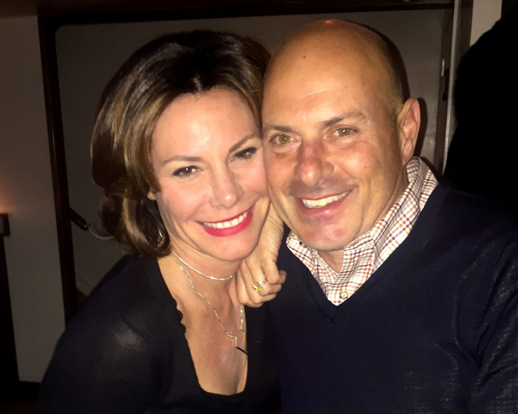 LuAnn de Lesseps engaged to Thomas D'Agostino